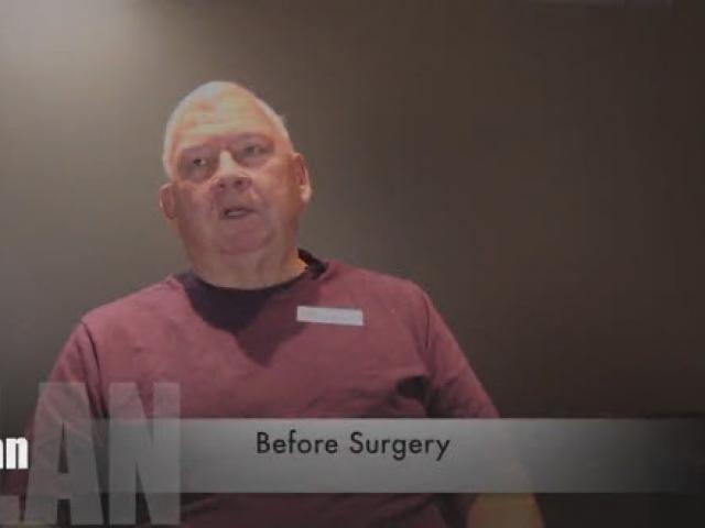 Alan's Cataract Surgery